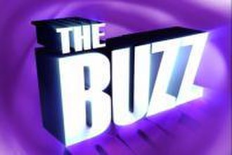 The Buzz (talk show) - The Buzz logo used from February 2012 until October 2013.