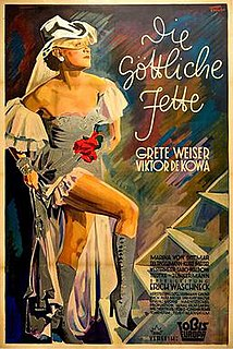 <i>The Divine Jetta</i> 1937 film