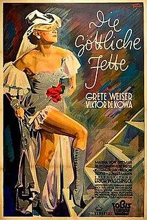 <i>The Divine Jetta</i> 1937 film by Erich Waschneck