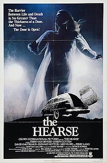<i>The Hearse</i> 1980 American film directed by George Bowers
