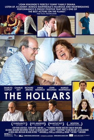 The Hollars - Theatrical release poster