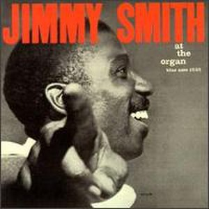 The Incredible Jimmy Smith at the Organ - Image: The Incredible Jimmy Smith