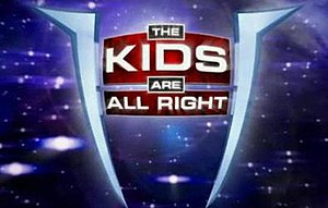 The Kids Are All Right (game show) - Image: The Kids Are All Right logo