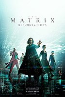 Picture of a movie: The Matrix Resurrections