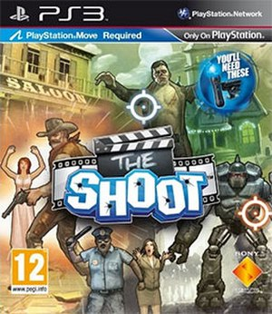 The Shoot - Image: The Shoot