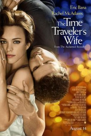 The Time Traveler's Wife (film) - Image: The Time Traveler's Wife film poster