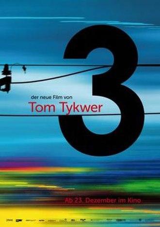 Three (2010 film) - Film poster