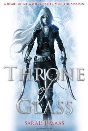 Throne of Glass - Image: Throne of Glass UK