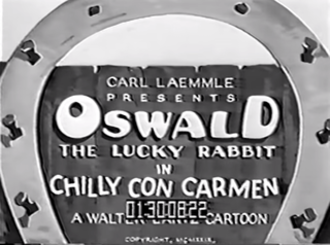 Chilly Con Carmen - The title card of Chilly Con Carmen.