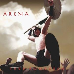 Arena (Todd Rundgren album) - Image: Todd Rundgren Arena cover