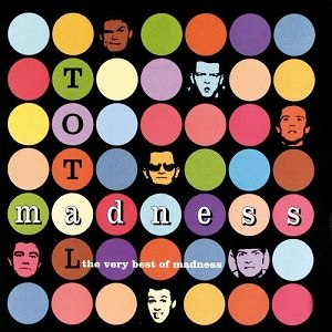 Total Madness – The Very Best of Madness - Image: Total Madness