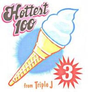 Triple J Hottest 100, 1995 - Volume 3 CD Cover