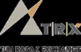 Tun Razak Exchange - Tun Razak Exchange logo.