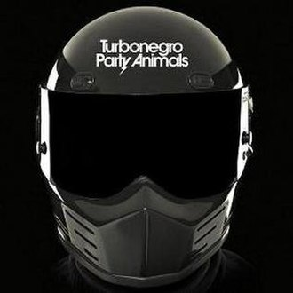Party Animals (album) - Image: Turbonegro Party Animals