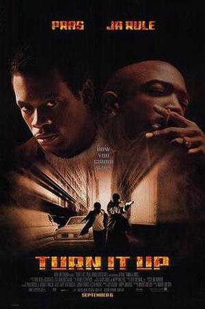 Turn It Up (film) - Image: Turn It Up (2000 film) poster