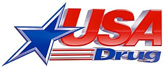 USA Drug - USA Drug logo