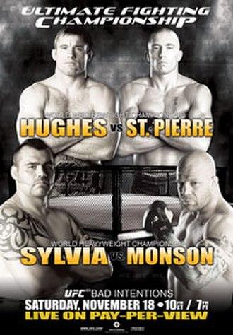 UFC 65 - Image: Ufc 65