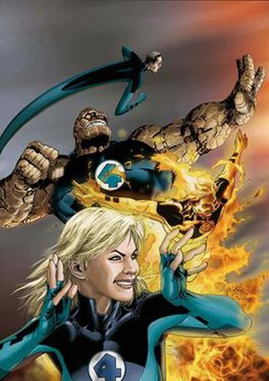 Ultimate Fantastic Four - Image: Ultimate Fantastic Four 39 cover