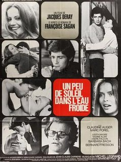 1971 film by Jacques Deray