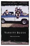 Picture of a movie: Varsity Blues