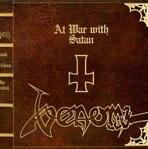 At War with Satan - Image: Venomatwarwithsatan