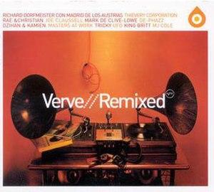 Verve Remixed - Image: Verve Remixed