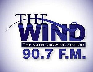 WPTJ - Image: WPTJ 90.7 FM New Logo