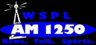 WSPL - Station's logo as a News/Talk station