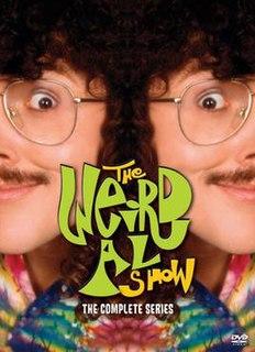 <i>The Weird Al Show</i> Television series