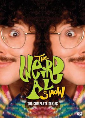 The Weird Al Show - The Weird Al Show: The Complete Series DVD cover