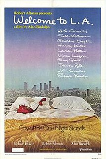 <i>Welcome to L.A.</i> 1976 film by Alan Rudolph