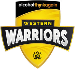 Western Australia cricket team - Image: Western Warriors logo