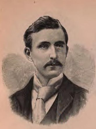 William Allen (National Liberal politician) - Allen in 1895.