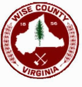 Wise County, Virginia - Image: Wise County Seal