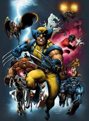 X-Men ReLoad - Promotional art for the X-Men ReLoad event