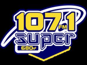 XHCHG-FM - Image: XHCHG 107.1 680 logo