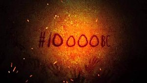 10,000 BC (TV show) - Image: 10,000 BC (TV show) first logo