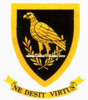 11 Squadron SAAF - Image: 11 squadron SAAF insignia 2