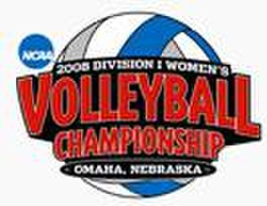 2008 NCAA Division I Women's Volleyball Tournament - 2008 NCAA Final Four logo