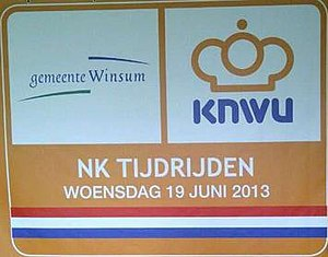 2013 Dutch National Time Trial Championships – Women's time trial - 2013 Dutch National Time Trial Championships logo