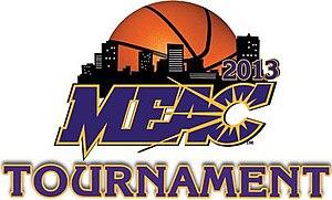 2013 MEAC Men's Basketball Tournament - 2013 MEAC Tournament logo