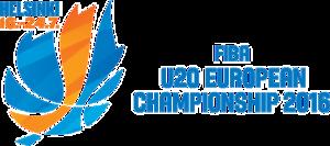 2016 FIBA Europe Under-20 Championship - Image: 2016 FIBA Europe Under 20 Championship logo