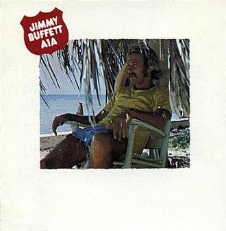 A1A (album) - Image: A1A Front Cover