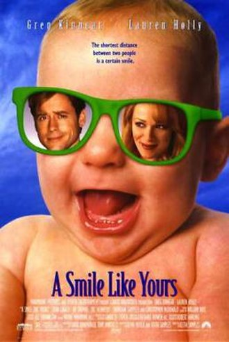 A Smile Like Yours - Film poster