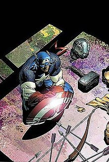 Avengers Disassembled - Wikipedia