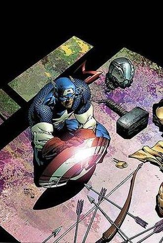 Avengers Disassembled - Image: AVEN503 COV