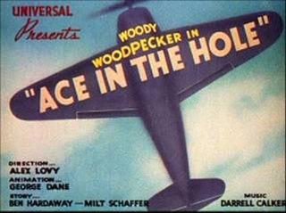 <i>Ace in the Hole</i> (1942 film) 1942 film