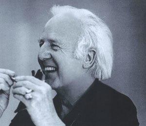 Alwin Nikolais - Alwin Nikolais, photographed by Ralph E. Sandler