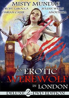 <i>An Erotic Werewolf in London</i> 2008 television film directed by William Hellfire