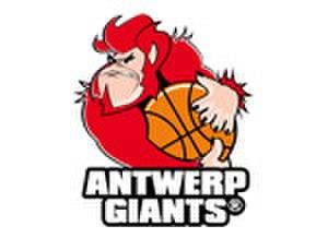 Antwerp Giants - Logo of the Antwerp Giants, without sponsor